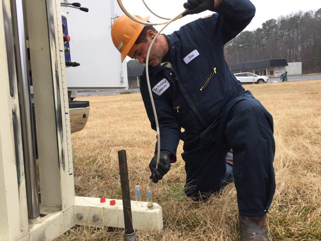 Florida Geoprobe Services The Probing Company