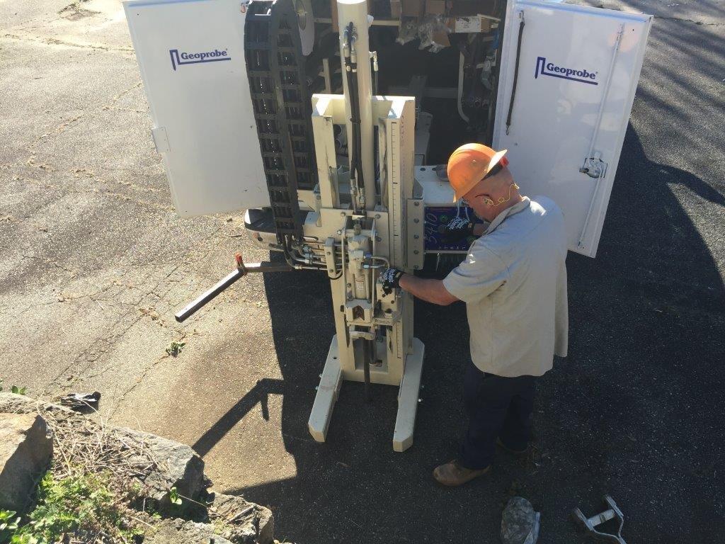 The Probing Company Atlanta Geoprobe Georgia Geoprobe
