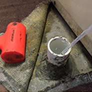 Leak Testing soil gas sampling
